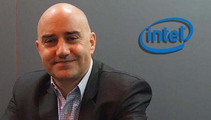 کریس هوک عضو سابق AMD نیز به Intel پیوست