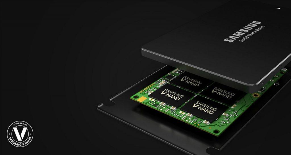 نقد و بررسی Samsung SM863 3D V-NAND Enterprise SSD