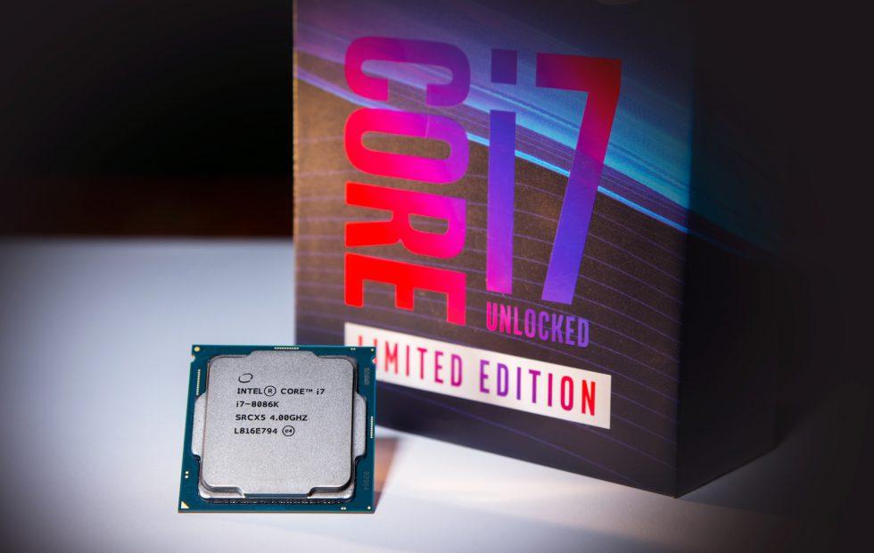 پردازنده Core i7-8086K به بازار عرضه شد