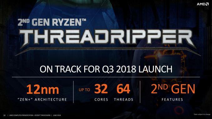 شرکت AMD پردازندههای Threadripper 2 را معرفی کرد