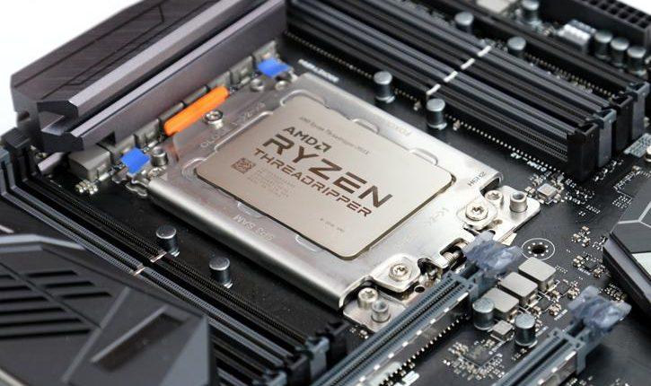 انتشار اولین بنچمارکها از پردازنده 32 هستهای AMD Ryzen Threadripper 2990X