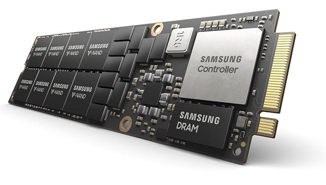 تولید SSDهای هشت ترابایتی توسط سامسونگ