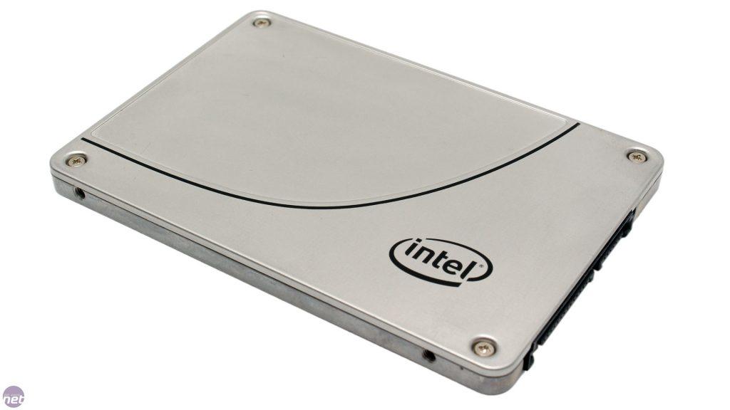 افزایش حجم SSDهای 2.5 اینچی QLC NAND توسط اینتل