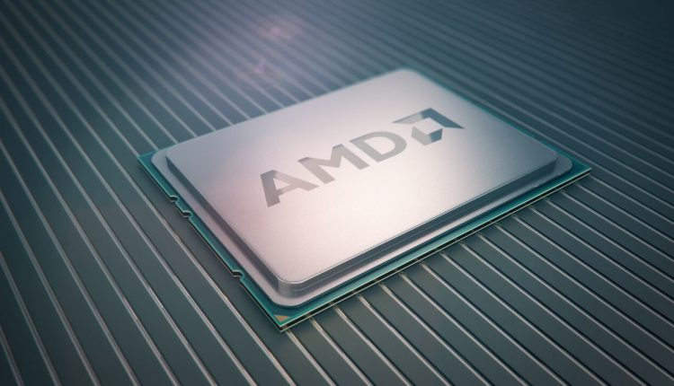 گزارش مالی AMD منتشر شد، بهترین سه ماه در هفت سال گذشته!