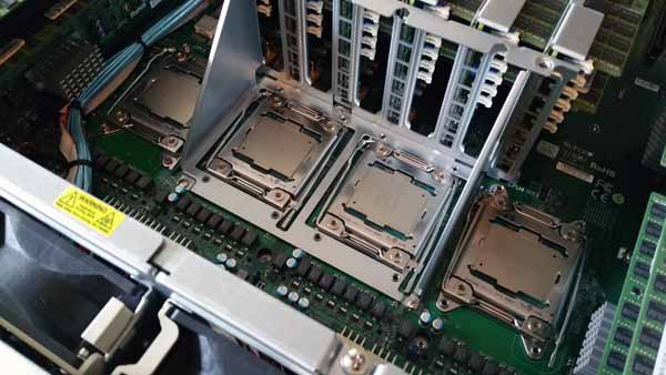 پردازندههای Cascade Lake اینتل از 3.84 ترابایت رم پشتیبانی میکند