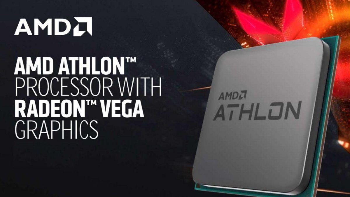بازگشت پردازندههای Athlon توسط AMD به بازار