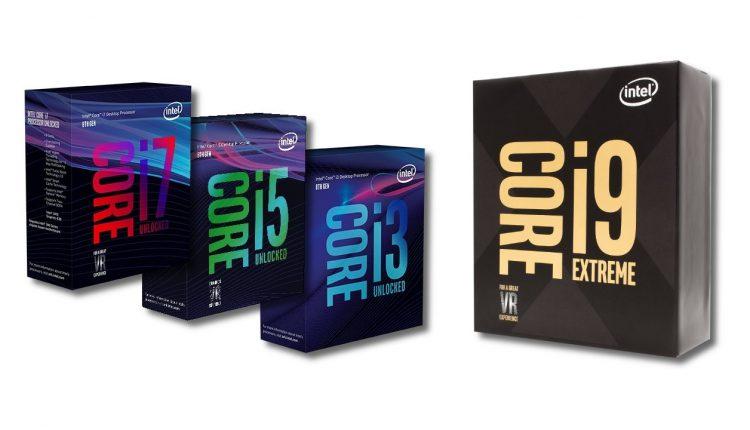 بنچمارک جدید Core i7-9700K لو رفت