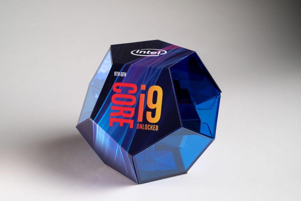 اینتل رسما پردازندههای نسل نهم خود را معرفی کرد