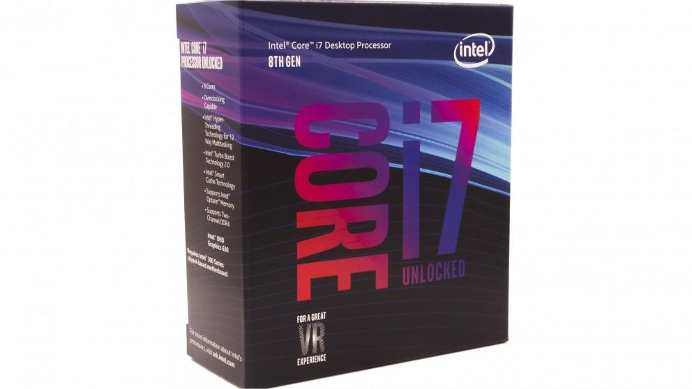 افزایش قیمت غیر منتظره Core i7-8700K