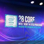 پردازنده Intel Xeon W-3175X مخصوص استفاده در ایستگاههای کاری معرفی شد