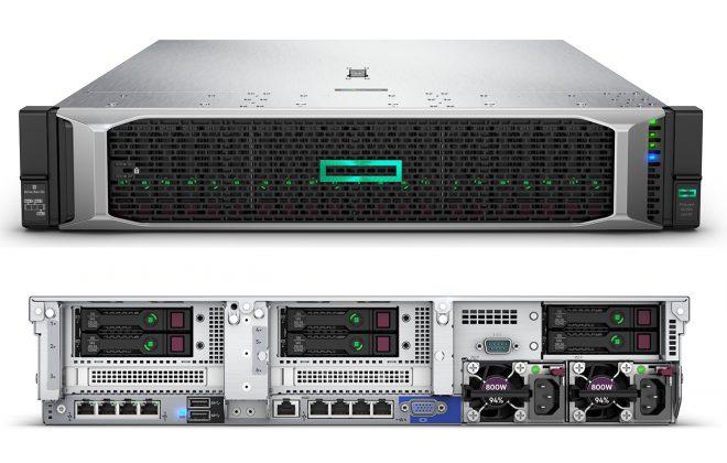 معرفی سرور HPE DL380 Gen10 Review