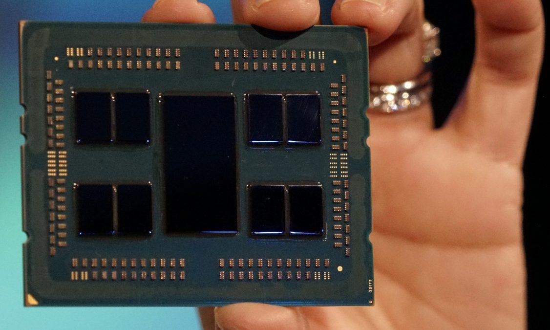 معماری Zen 2 Rome توسط AMD در ساخت پردازندههای سرور معرفی شد