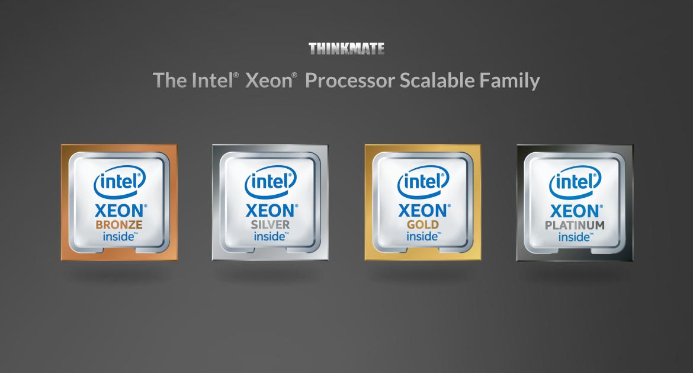 معرفی پردازندههای خانواده اینتل Xeon