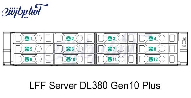 سرور HPE DL380 Gen10 Plus